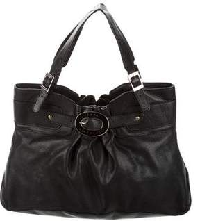 Anya Hindmarch Grained Leather Tote