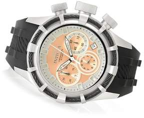 Invicta 50mm Men's Bolt Quartz Chronograph Silicone Strap Watch-22149