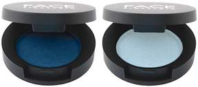 Face Stockholm Pearl Shadow Duo (Ice Blue, Delft Blue)