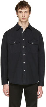 Rag & Bone Black Jack Shirt