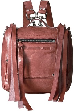 McQ - Mini Convertible Backpack Convertible Handbags