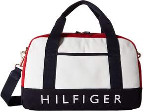 Tommy Hilfiger Sporty Signature Duffel Duffel Bags