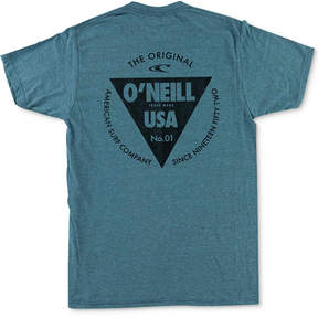 O'Neill Men's Diver Premium Heathered Logo Pocket T-Shirt