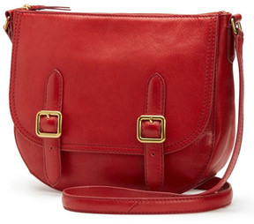 Frye Claude Leather Crossbody Bag