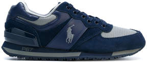 Polo Ralph Lauren panelled sneakers