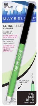 Maybelline Define-A-Line Eyeliner Pencil