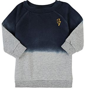 Munster Dip-Dyed Cotton-Blend Terry Sweatshirt