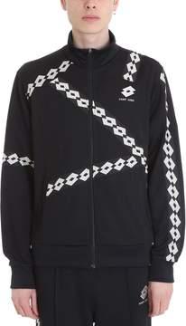Damir Doma Black Polyester Sweatshirt