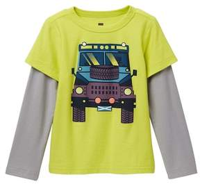 Tea Collection Kippen Graphic Tee (Toddler, Little Boys, & Big Boys)