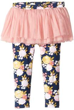 Rock Your Baby Painted Garden Circus Tights Girl's Casual Pants
