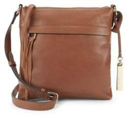 Vince Camuto Felax Leather Crossbody Bag