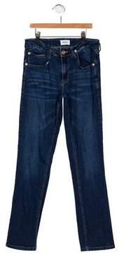 Hudson Girls' Five Pocket Jeans