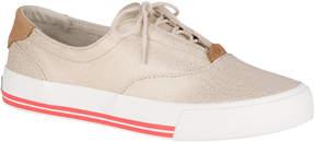 Sperry Crest Edge Metallic Sneaker