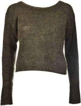 Chiara Bertani Boat Neck Sweater