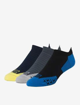 Tommy John 360 Sport Two Tone Ankle Sock (Set of 3)