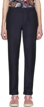 Paul Smith Navy Drawcord Trousers