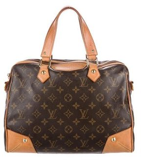 Louis Vuitton Monogram Retiro PM - BROWN - STYLE