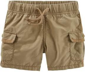 Osh Kosh Oshkosh Bgosh Baby Boy Khaki Cargo Shorts