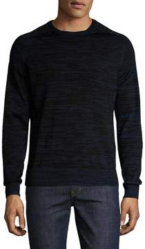 J. Lindeberg Men's Oliver Shiny Mix Sweater