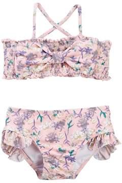 Jessica Simpson Strawberry Cream Floral 2-Piece Set (Baby Girls)