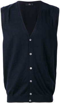 Fay buttoned vest