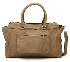 Liebeskind Berlin Lome Front Pocket Leather Satchel