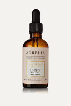 Aurelia Probiotic Skincare - Cell Repair Night Oil, 50ml - Colorless