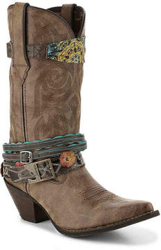 Durango Women's Accessorized Cowboy Boot