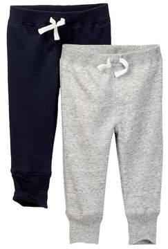 Joe Fresh Fleece Pant - Set of 2 (Baby Boys)