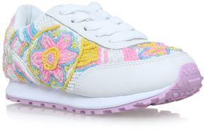 Lelli Kelly Kids Sneakerissima Beaded Sneakers