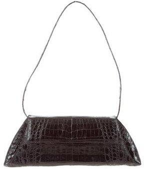 Nancy Gonzalez Small Crocodile Shoulder Bag