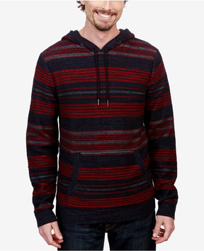 Lucky Brand Men's Heritage Striped Hoodie