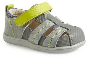 See Kai Run Ryan II Leather Sandal (Baby & Toddler)