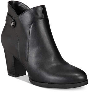 Giani Bernini Abalina Booties, Created for Macy's Women's Shoes