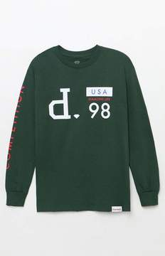Diamond Supply Co. 98 Competition Long Sleeve T-Shirt