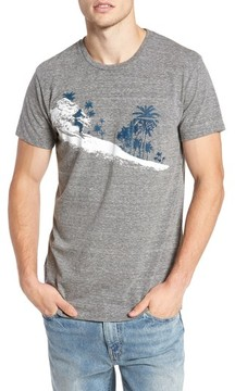 Sol Angeles Men's Palm Diamonds Pocket T-Shirt