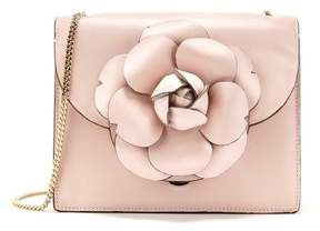 Oscar de la Renta Blush Leather Mini TRO Bag