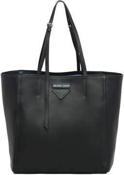 Prada Concept medium leather tote