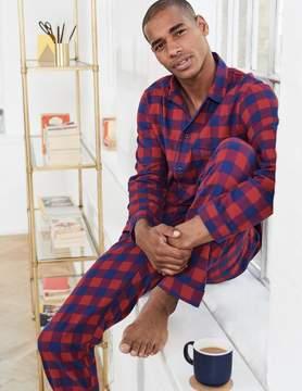Boden Brushed Cotton Pyjama Set