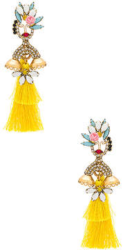 Elizabeth Cole Isobellie Statement Earrings