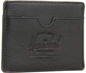 Herschel Charlie Leather Wallet Handbags