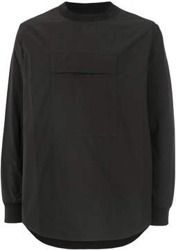 MHI front pocket sweatshirt