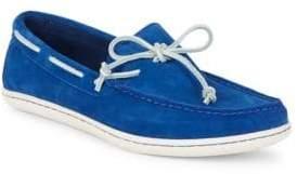 Polo Ralph Lauren Suede Boat Shoes