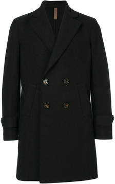 Eleventy classic double-breasted coat