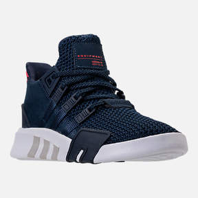 adidas Boys' Preschool EQT Basketball ADV Casual Shoes
