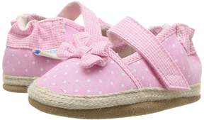 Robeez Buttercup Espadrille Soft Sole Girl's Shoes