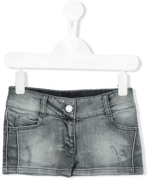 Zadig & Voltaire Kids denim shorts