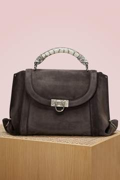 Salvatore Ferragamo Sofia soft leather handbag