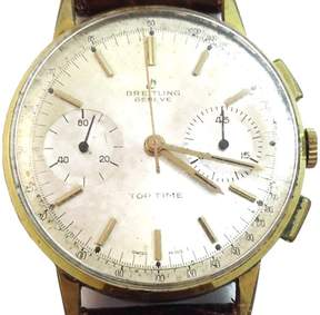 Breitling Vintage Top Time Chronograph