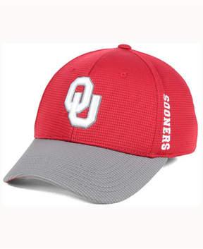 Top of the World Oklahoma Sooners Booster 2Tone Flex Cap